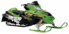 2004 Arctic Cat F5 Firecat Sno Pro