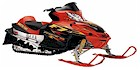 2004 Arctic Cat F7 Firecat EFI