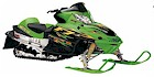 2004 Arctic Cat F7 Firecat EFI Sno Pro