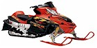 2004 Arctic Cat F7 Firecat Sno Pro
