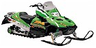 2004 Arctic Cat Mountain Cat 570 1M