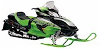 2004 Arctic Cat Sabercat 600 EFI
