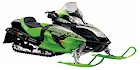 2004 Arctic Cat Sabercat 600 EFI LX