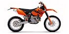 2006 KTM EXC-G 450 Racing