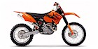 2006 KTM XC 450