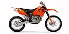 2006 KTM XC 525