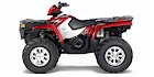 2006 Polaris Sportsman 500 EFI - Red Flame