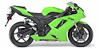 2007 Kawasaki Ninja ZX-6R