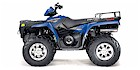 2007 Polaris Sportsman 500 EFI Deluxe