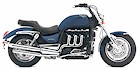 2007 Triumph Rocket III Classic