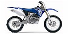 2007 Yamaha YZ 250F