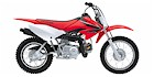 2009 Honda CRF 70F
