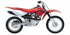 2009 Honda CRF 80F