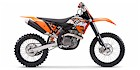 2008 KTM SX 450 F