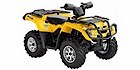 2009 Can-Am Outlander 400 EFI XT