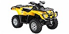 2009 Can-Am Outlander 500 EFI XT