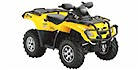 2009 Can-Am Outlander 650 EFI XT