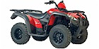 2011 KYMCO MXU 500 IRS 4x4