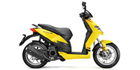 2010 Aprilia SportCity 50