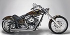2010 Saxon Motorcycle Hotrod Sceptre Base