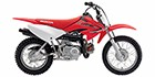 2011 Honda CRF 70F