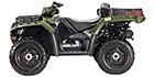 2011 Polaris Sportsman 850 X2 LE