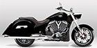 2011 Victory Cross Roads Core Custom