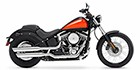 2012 Harley-Davidson Softail Blackline