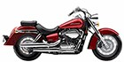 2012 Honda Shadow Aero ABS