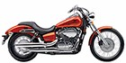 2012 Honda Shadow Spirit 750
