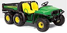 2012 John Deere Gator Traditional TH 6x4 Diesel