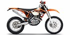2012 KTM XC 450 W