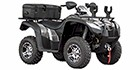 2012 KYMCO MXU 500i IRS 4x4 LE