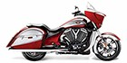 2012 Victory Cross Country Base
