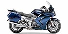 2012 Yamaha FJR 1300A