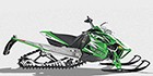 2013 Arctic Cat ProCross XF1100 Turbo Sno Pro