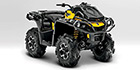 2013 Can-Am Outlander 650 X mr