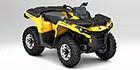 2014 Can-Am Outlander 650 DPS