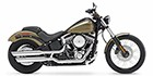 2013 Harley-Davidson Softail Blackline
