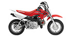 2013 Honda CRF 50F