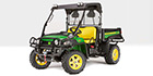 2013 John Deere Gator XUV 4x4 855D