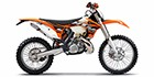 2013 KTM XC 200 W
