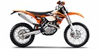 2013 KTM XC 450 W