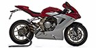2013 MV Agusta F3 675 with EAS