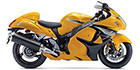 2013 Suzuki Hayabusa 1340 Limited