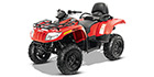 2014 Arctic Cat 400 TRV
