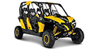 2014 Can-Am Maverick MAX 1000 X rs DPS