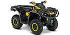 2014 Can-Am Outlander 800R XT-P