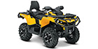 2014 Can-Am Outlander MAX 650 XT