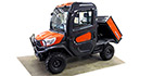 2015 Kubota RTV-X1100C Orange